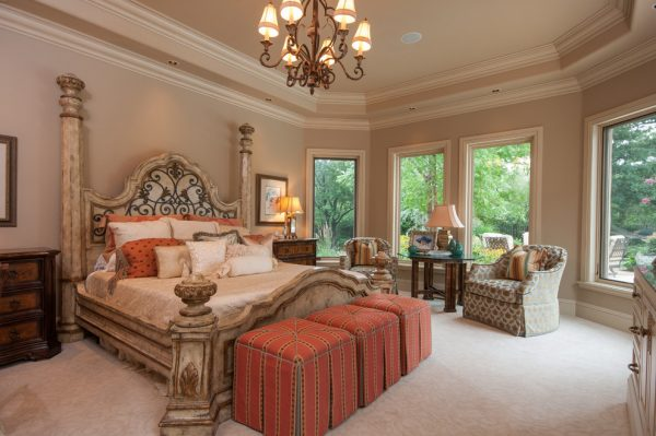 bedroom decorating ideas and designs Remodels Photos Neely Design Associates Oklahoma United States traditional-bedroom-002