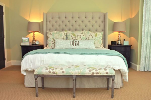 bedroom decorating ideas and designs Remodels Photos New South Home Matthews North Carolina United States transitional-bedroom-001