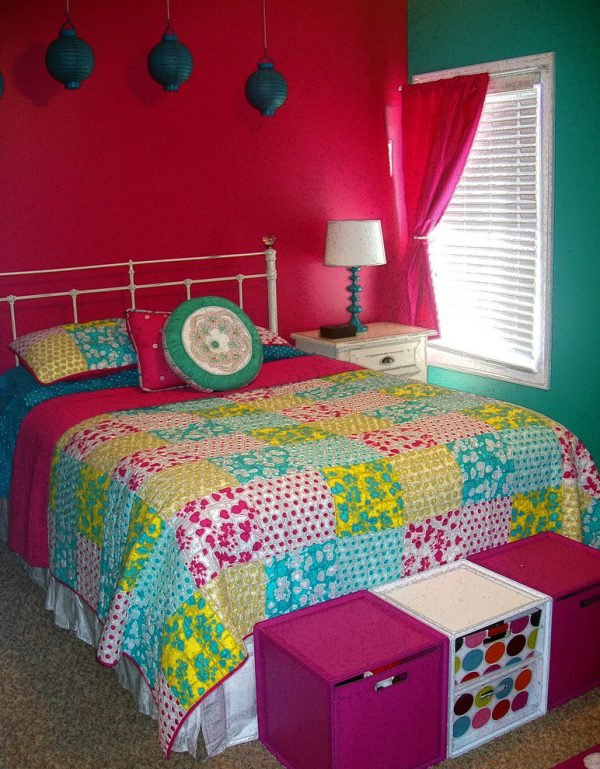 bedroom decorating ideas and designs Remodels Photos Nichole Staker Design Clive Iowa United States traditional-kids