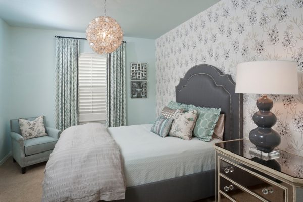bedroom decorating ideas and designs Remodels Photos Nicole Arnold Interiors Dallas Texas United States transitional-bedroom-003