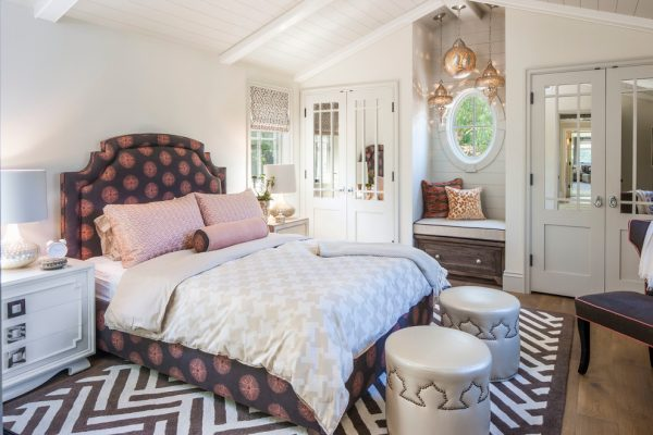 bedroom decorating ideas and designs Remodels Photos Norman Design Group, Inc.Torrance California United States beach-style-bedroom