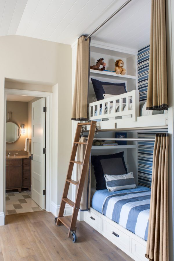 bedroom decorating ideas and designs Remodels Photos Norman Design Group, Inc.Torrance California United States beach-style-kids