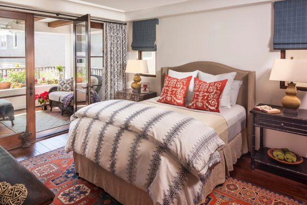 bedroom decorating ideas and designs Remodels Photos Norman Design Group, Inc.Torrance California United States mediterranean-bedroom-001