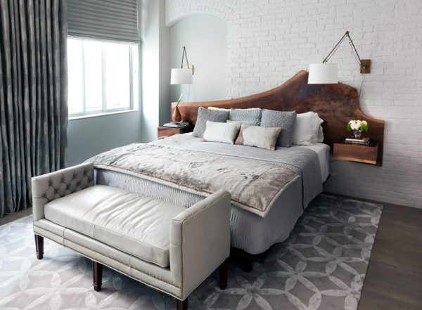 bedroom decorating ideas and designs Remodels Photos PURVI PADIA DESIGN New York United States modern-bedroom-001