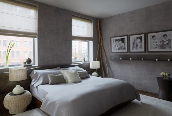 bedroom decorating ideas and designs Remodels Photos PURVI PADIA DESIGN New York United States modern-bedroom