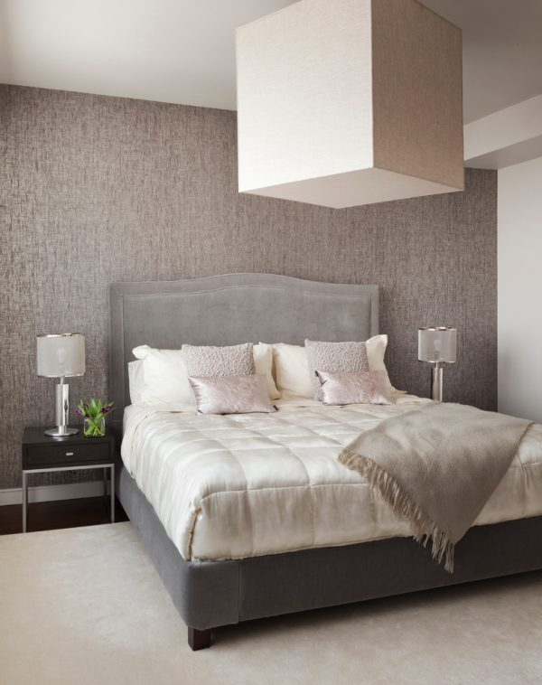 bedroom decorating ideas and designs Remodels Photos PURVI PADIA DESIGN New York United States transitional-bedroom