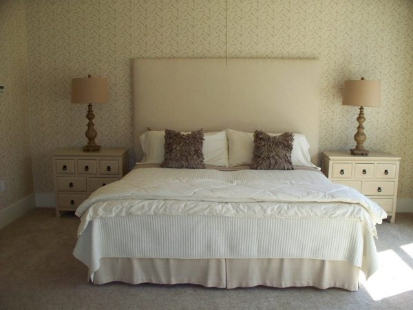 bedroom decorating ideas and designs Remodels Photos Pamela DeCuir Interior Designs Wall Township New Jersey United States traditional-bedroom-001