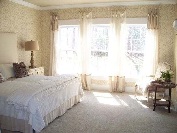 bedroom decorating ideas and designs Remodels Photos Pamela DeCuir Interior Designs Wall Township New Jersey United States traditional-bedroom