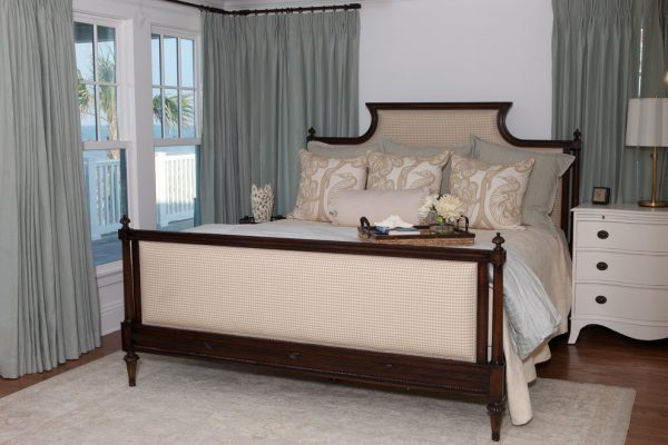 bedroom decorating ideas and designs Remodels Photos Pamela Neel Interiors St. Johns Florida United States beach-style-bedroom-001