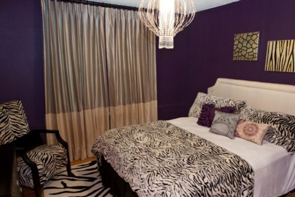 bedroom decorating ideas and designs Remodels Photos Patty Lustig - Decor & You Southbury Connecticut United States eclectic-bedroom