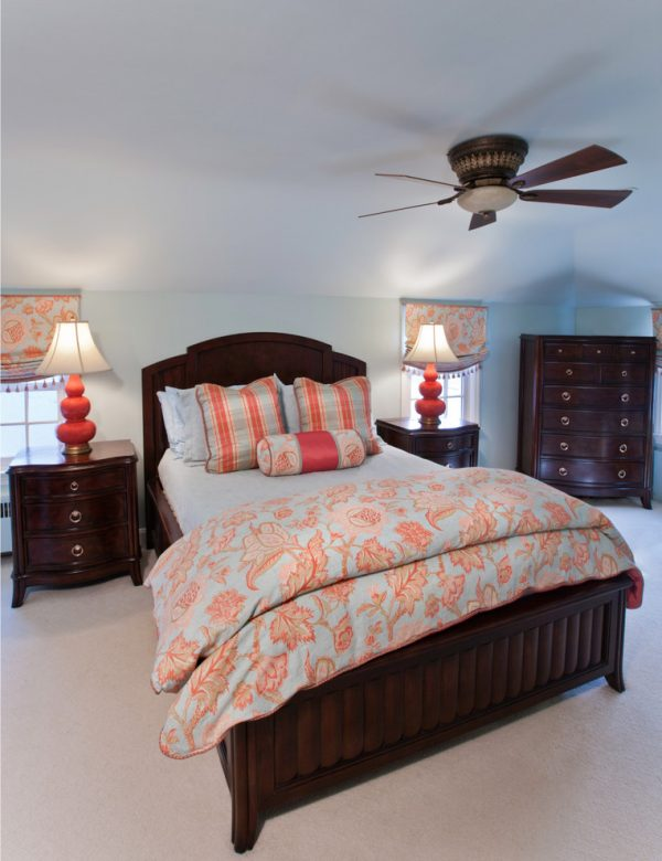 bedroom decorating ideas and designs Remodels Photos Paula Caponetti Designs LLC Colts Neck New Jersey United States traditional-bedroom-001