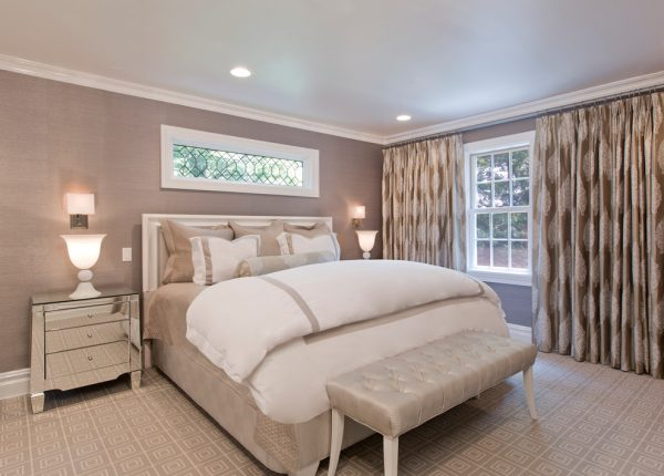 bedroom decorating ideas and designs Remodels Photos Paula Caponetti Designs LLC Colts Neck New Jersey United States traditional-bedroom