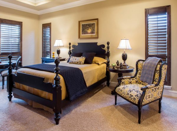bedroom decorating ideas and designs Remodels Photos Paxton Place Design, LP Fort Worth Texas traditional-bedroom-001