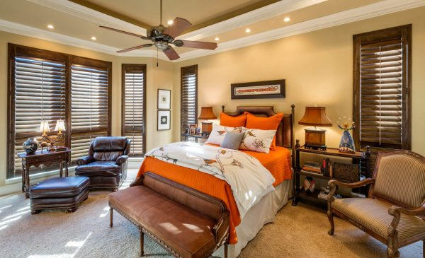 bedroom decorating ideas and designs Remodels Photos Paxton Place Design, LP Fort Worth Texas traditional-bedroom