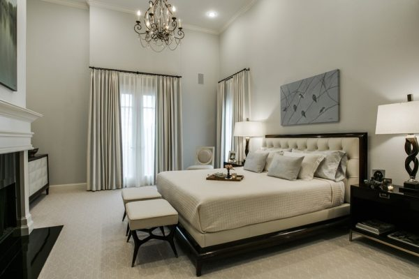 bedroom decorating ideas and designs Remodels Photos Paxton Place Design, LP Fort Worth Texas transitional-bedroom