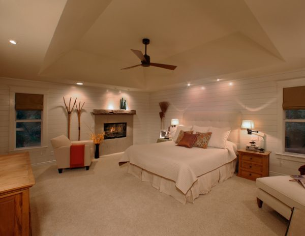 bedroom decorating ideas and designs Remodels Photos PepperJack Interiors Loomis California United States contemporary-bedroom-003