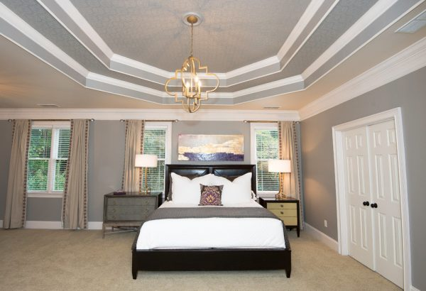 bedroom decorating ideas and designs Remodels Photos Peri Nicole Interiors Wake Forest Carolina United States transitional-001
