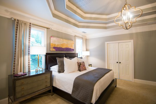 bedroom decorating ideas and designs Remodels Photos Peri Nicole Interiors Wake Forest Carolina United States transitional