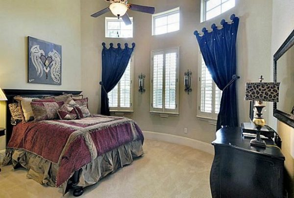 bedroom decorating ideas and designs Remodels Photos Peri Nicole Interiors Wake Forest Carolina United States transitional-bedroom