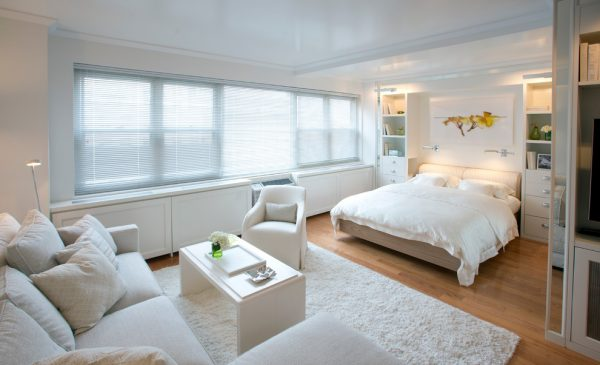bedroom decorating ideas and designs Remodels Photos Perianth Interior Design New York United States transitional-bedroom