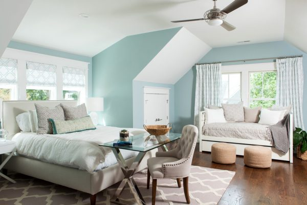 bedroom decorating ideas and designs Remodels Photos Peridot Interiors LLC Wilmington North Carolina United States contemporary-bedroom