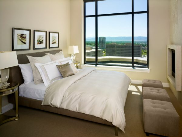 bedroom decorating ideas and designs Remodels Photos Perspectives Interior Design & Remodeling, Inc. Denver modern-bedroom