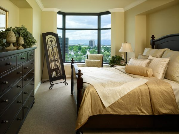 bedroom decorating ideas and designs Remodels Photos Perspectives Interior Design & Remodeling, Inc. Denver traditional-bedroom-002