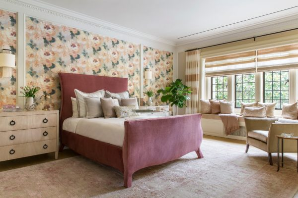 bedroom decorating ideas and designs Remodels Photos Platner & Co. Marina del Rey California United States traditional-bedroom