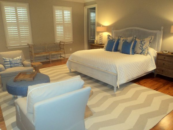 bedroom decorating ideas and designs Remodels Photos Pulliam Morris Interiors Columbia South Carolina United States beach-style-002
