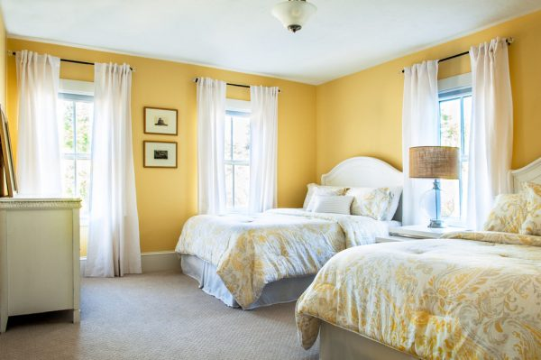bedroom decorating ideas and designs Remodels Photos REFINED Hudson Massachusetts United States beach-style-bedroom