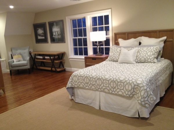 bedroom decorating ideas and designs Remodels Photos REFINED Hudson Massachusetts United States eclectic-bedroom