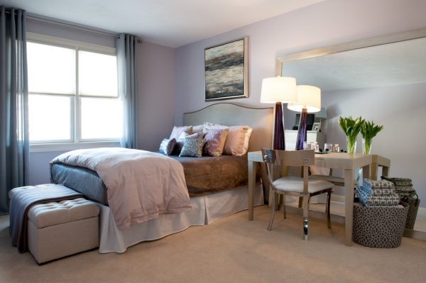 bedroom decorating ideas and designs Remodels Photos REFINED Hudson Massachusetts United States transitional-bedroom-001