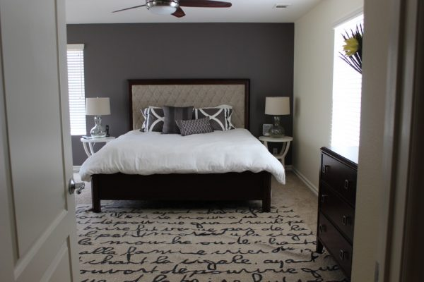 bedroom decorating ideas and designs Remodels Photos Rancho Interior Design San Diego California United States contemporary-bedroom