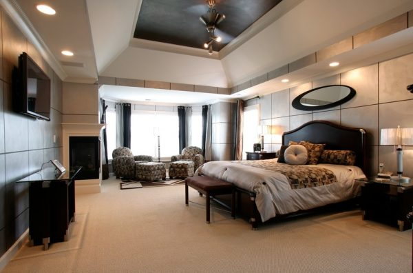 bedroom decorating ideas and designs Remodels Photos Rococo Design Interiors Brooklyn New York United States modern-bedroom-003
