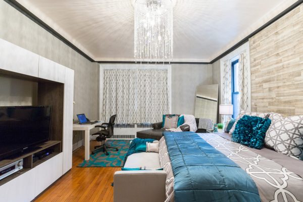 bedroom decorating ideas and designs Remodels Photos Rococo Design Interiors Brooklyn New York United States modern-bedroom-010
