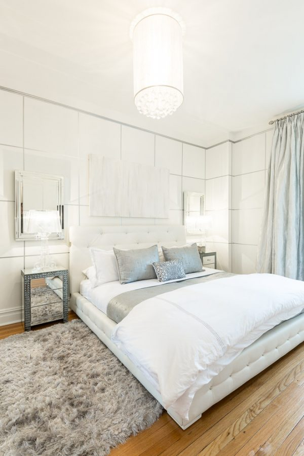 bedroom decorating ideas and designs Remodels Photos Rococo Design Interiors Brooklyn New York United States transitional-bedroom