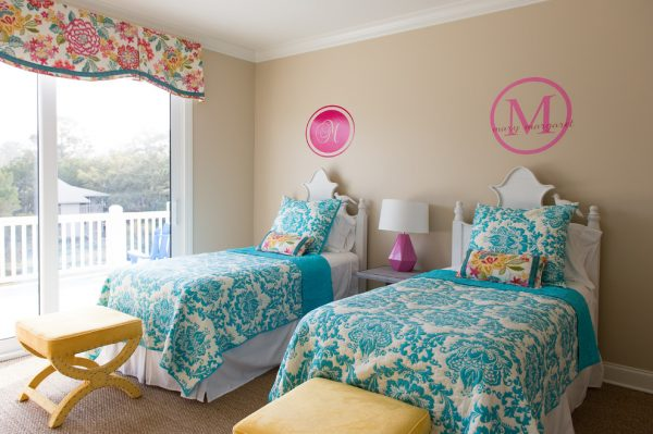 bedroom decorating ideas and designs Remodels Photos Sandra Ericksen Design Charleston South Carolina United States beach-style
