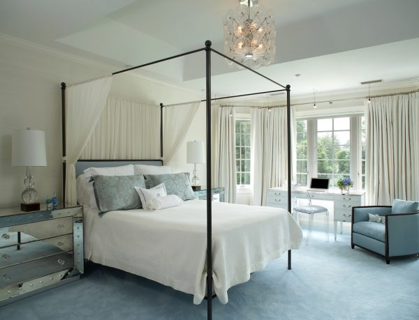 bedroom decorating ideas and designs Remodels Photos Sandra Oster Interiors Greenwich Connecticut United States transitional-bedroom-005