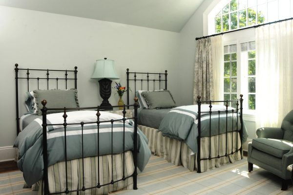 bedroom decorating ideas and designs Remodels Photos Sandra Oster Interiors Greenwich Connecticut United States transitional-bedroom