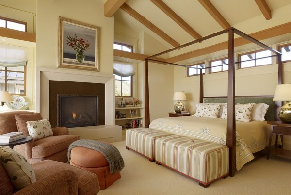 bedroom decorating ideas and designs Remodels Photos ScavulloDesign Interiors San Francisco California United States traditional-bedroom