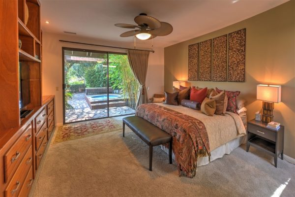 bedroom decorating ideas and designs Remodels Photos Shelley Sass Designs San Diego California United States home-design