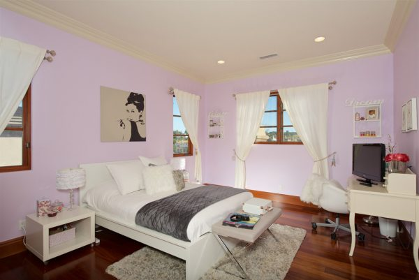 bedroom decorating ideas and designs Remodels Photos Shelley Sass Designs San Diego California United States transitional-001
