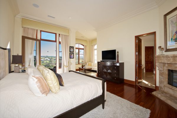 bedroom decorating ideas and designs Remodels Photos Shelley Sass Designs San Diego California United States transitional