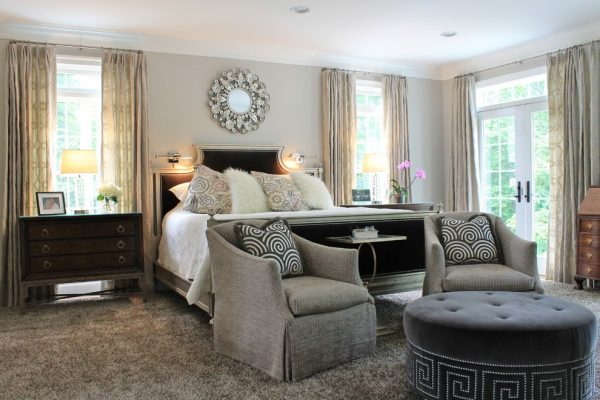bedroom decorating ideas and designs Remodels Photos Simply Wesley, LLC Annapolis Maryland United States traditional-bedroom