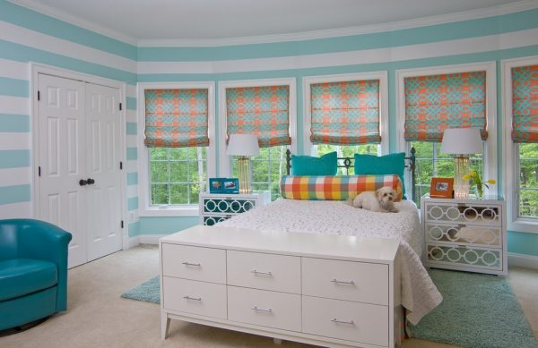 bedroom decorating ideas and designs Remodels Photos Simply Wesley, LLC Annapolis Maryland United States traditional-kids