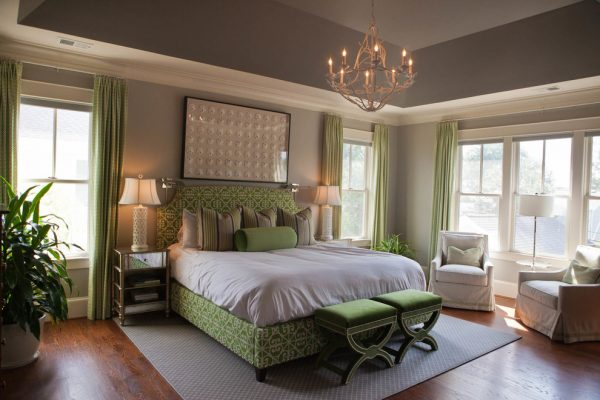 bedroom decorating ideas and designs Remodels Photos Simply Wesley, LLC Annapolis Maryland United States transitional-bedroom