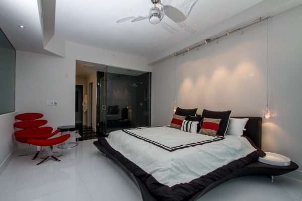 bedroom decorating ideas and designs Remodels Photos Sire Design Miami Florida United States contemporary-bedroom-003