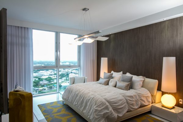 bedroom decorating ideas and designs Remodels Photos Sire Design Miami Florida United States contemporary-bedroom-004