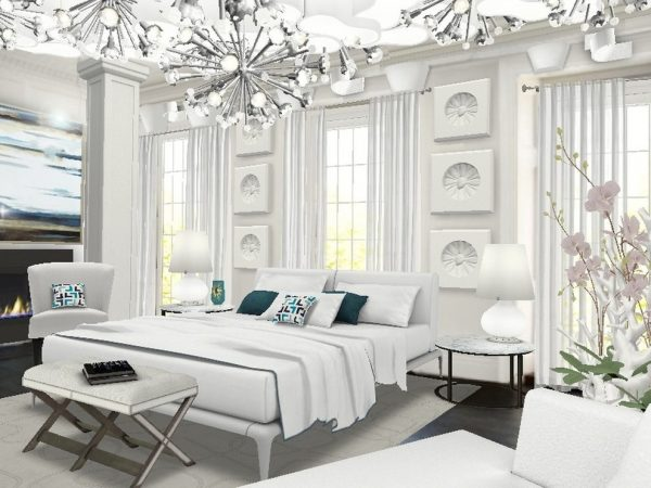 bedroom decorating ideas and designs Remodels Photos Sire Design Miami Florida United States contemporary-rendering
