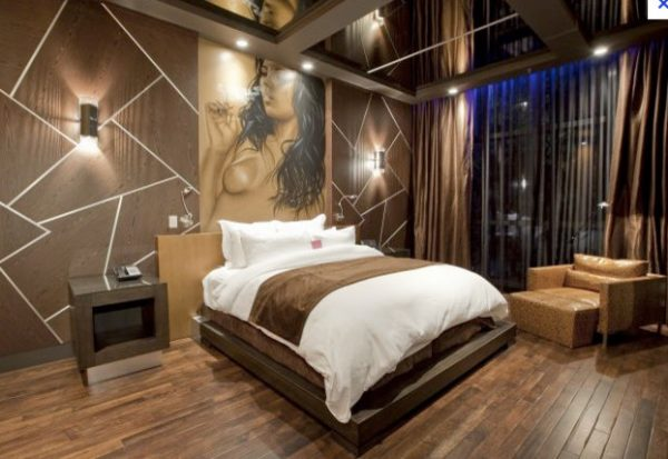 bedroom decorating ideas and designs Remodels Photos Sire Design Miami Florida United States eclectic-bedroom